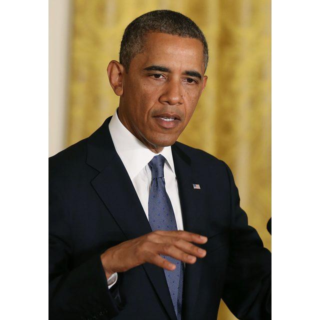 Presidential Tie